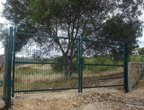 Portões Metálicos